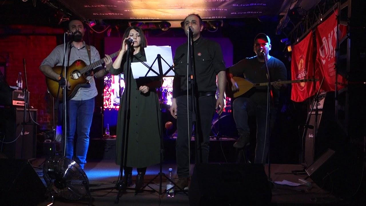 Концерт в Москве турецких патриотов и интернационалистов.